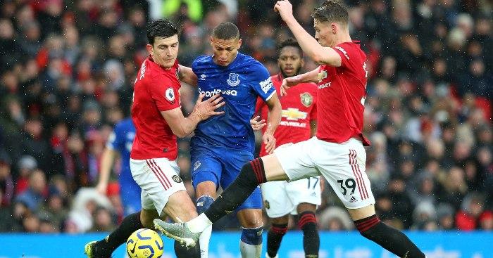 Everton V Man Utd One Big Game Five Big Questions Football News