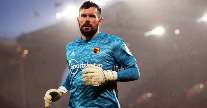 Nice guy Ben Foster shows winning comes in different guises... - Football  News -