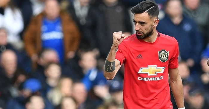 Bruno Fernandes and other Premier League points collectors