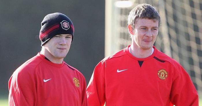 Solskjaer Jokes About Old Dog Rooney S Man Utd Goal Tally Football News