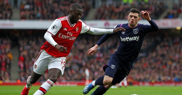 Nicolas-Pepe-Arsenal-West-Ham