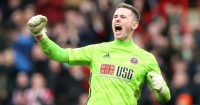 Dean Henderson Sheffield United Man Utd