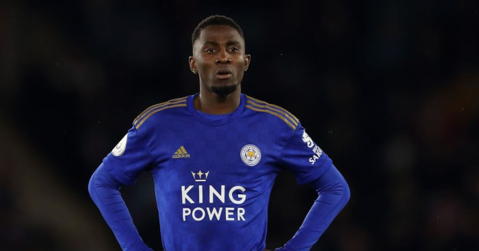 Wilfried Ndidi Leicester City