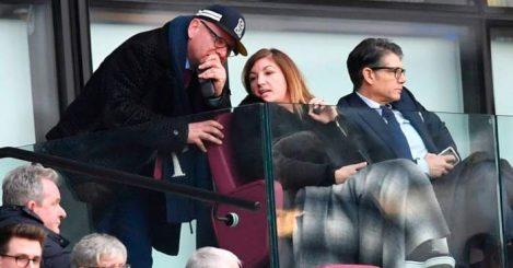 Karren Brady West Ham