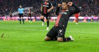 Leon Bailey Everton Bayer Leverkusen