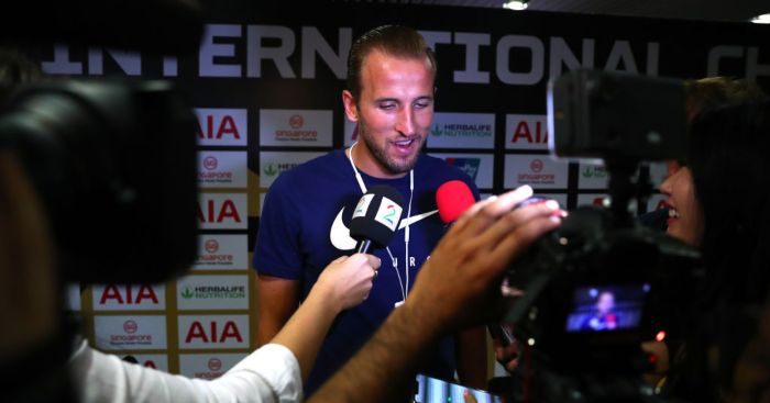 Harry Kane Tottenham Juventus