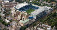 Chelsea Stamford Bridge aerial