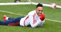 Pierre-Emerick Aubameyang Arsenal Man Utd