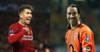 Roberto Firmino David Seaman Liverpool Arsenal
