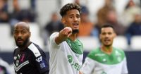 William Saliba St Etienne Arsenal