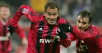 Dimitar Berbatov Franca Bayer Leverkusen