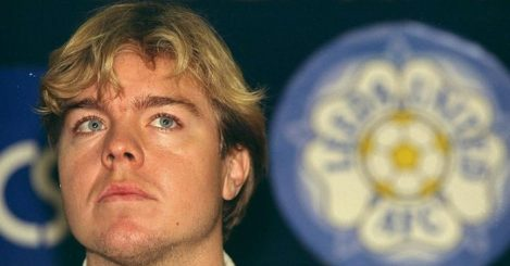Tomas Brolin Leeds United