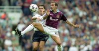 Paolo Di Canio Gary Neville West Ham Manchester United
