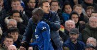 N'Golo Kante Frank Lampard Chelsea