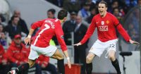 Cristiano Ronaldo John O'Shea Man Utd