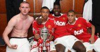 Paul Pogba Ravel Morrison Jesse Lingard Man Utd