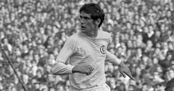 Norman Hunter Leeds United
