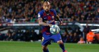 Arturo Vidal Barcelona Man Utd