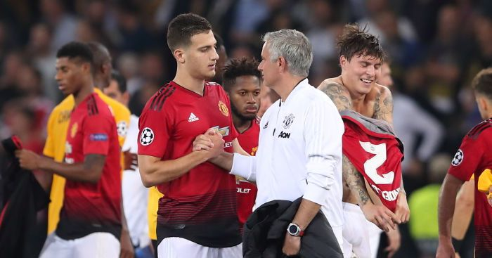 Man United Could Sell Best Young Full Back In Europe To Spurs For 30 35m