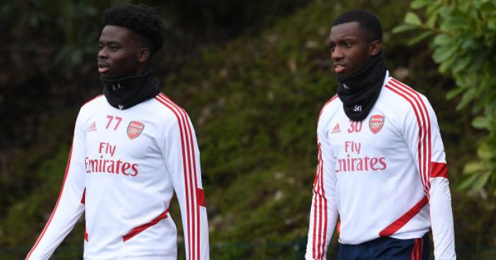 Saka.Nketiah.Arsenal.Getty_