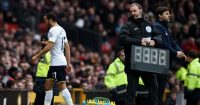 Andros Townsend Mauricio Pochettino Spurs