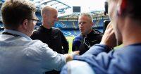 Referee interview Premier League