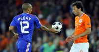 Ruud van Nistelrooy Thierry Henry France Holland Arsenal