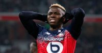 Victor Osimhen Lille Liverpool