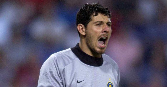 Francesco Toldo Inter Milan Liverpool