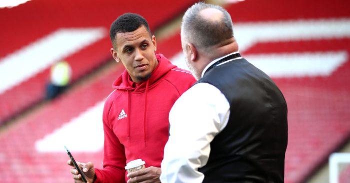 Ravel Morrison Sheff Utd Man Utd