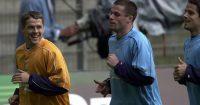 Michael Owen Jamie Carragher Liverpool