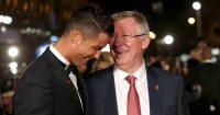 Sir Alex Ferguson Cristiano Ronaldo Man Utd
