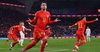 Aaron Ramsey Wales Man Utd