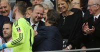 Louis van Gaal Ed Woodward Man Utd