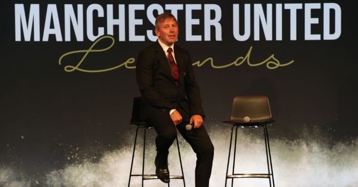 Bryan Robson Man Utd