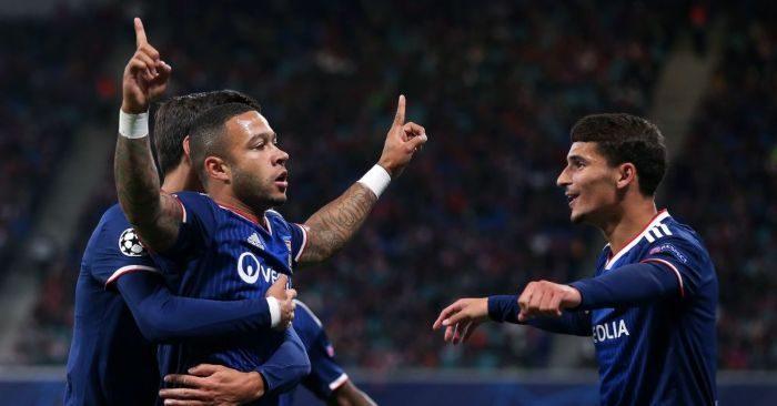 Memphis-Depay-Houssem-Aouar-Football365-Arsenal