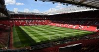Old Trafford Man Utd