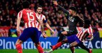 Alex Oxlade-Chamberlain Thomas Partey Atletico Madrid Liverpool
