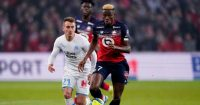 Victor Osimhen Lille Spurs