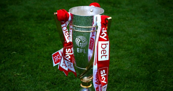 League Two trophy