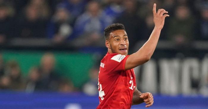 Corentin Tolisso Bayern Munich Man Utd