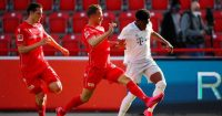 Bayern Munich Alphonso Davies Liverpool