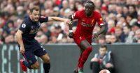 Ryan Fraser Sadio Mane Liverpool Bournemouth Spurs