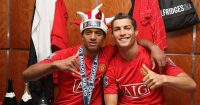 Nani Cristiano Ronaldo Man Utd