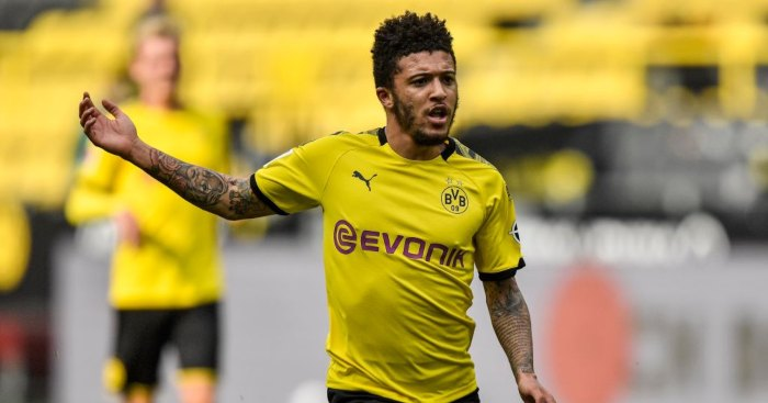 Sancho move to Man United 'expected' to go through on Friday? Hmm...
