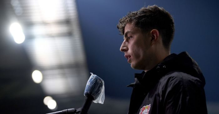 kai havertz liverpool