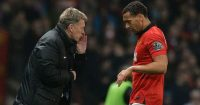 David Moyes Rio Ferdinand Man Utd