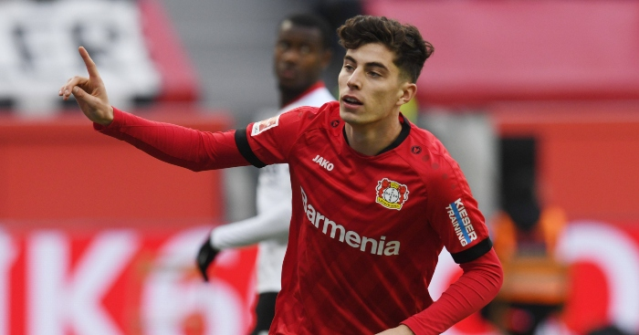 Havertz Chelsea Leverkusen