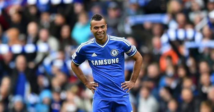 Ashley Cole Chelsea Arsenal
