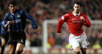 Ryan Giggs Man Utd Javier Zanetti Inter Milan